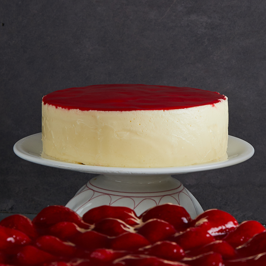 Cheese Cake - Frutillas